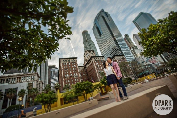 Downtown LA | Engagement Photography | Wedding Photographer