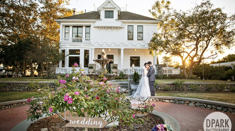 Sneak Peek | Heritage Museum of Orange County Wedding | Sylvia + Ken