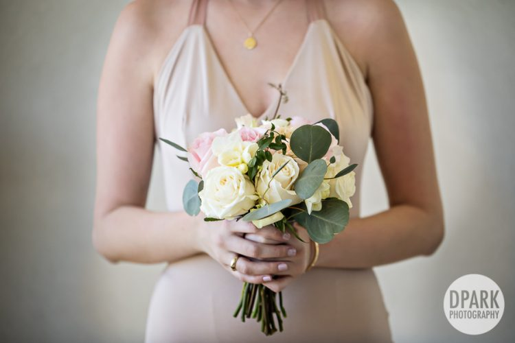 bride, bridal, party, maids, bridesmaids, blush, gold, floral, flowers, bouquet, pink, ideas, inspiration