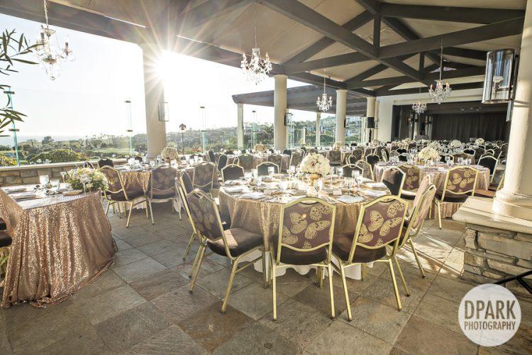 Details Monarch Beach Resort Club Reception Venue