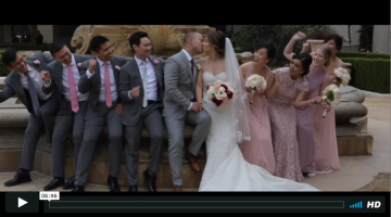 Altadena Country Club Wedding Highlight Film | Katie + Jonathan