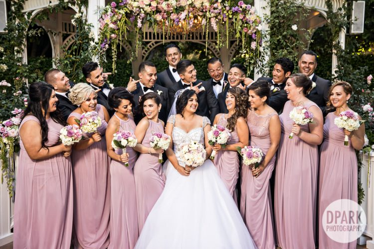 disneyland-rose-court-garden-wedding-ceremony