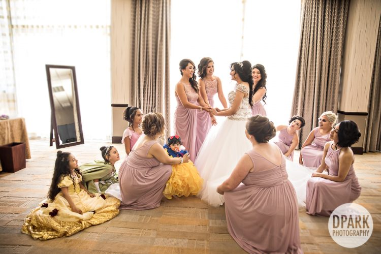 best-getting-ready-disneyland-hotel-wedding-photography