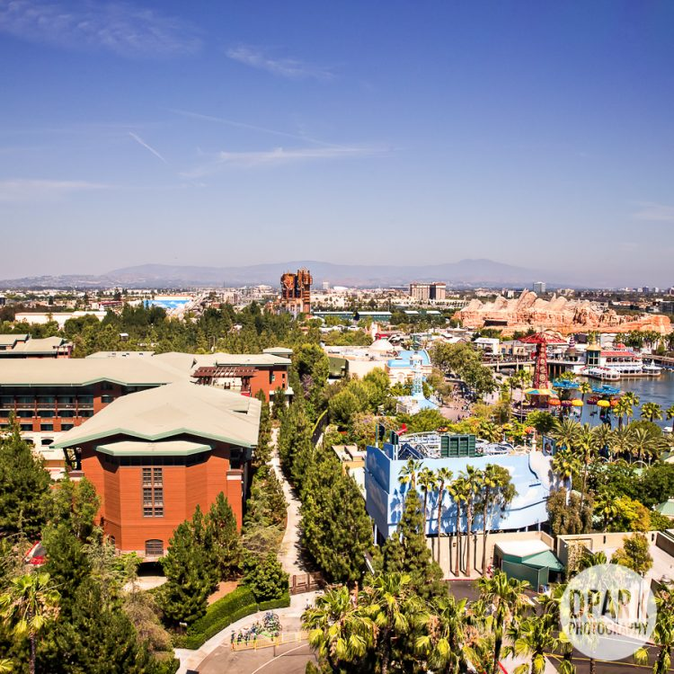 disneyland-hotel-paradise-pier-hotel-wedding-photographer-view