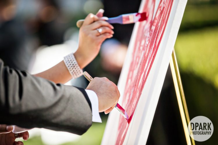 best-unity-wedding-ceremony-idea-painting-heart