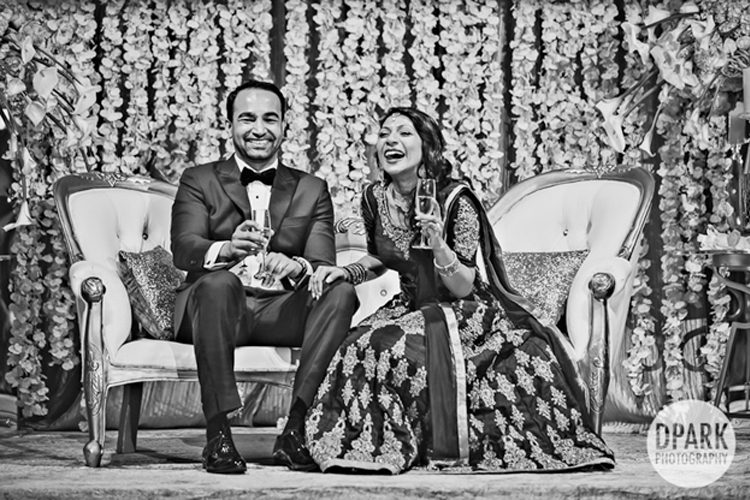 Noor Pasadena Saint Felicitas Church Wedding | Sophia + Sanjay