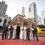 Millennium Biltmore Cicada Club Wedding | Heather + Manny