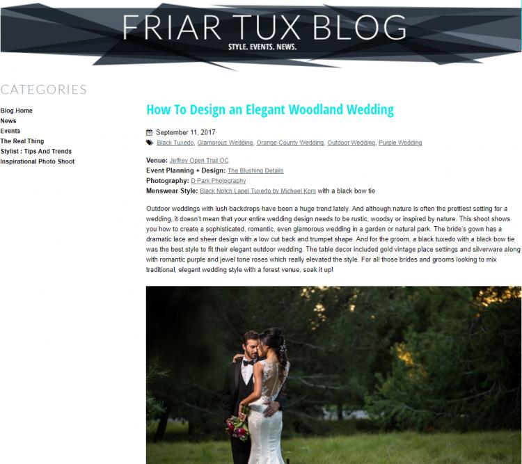 Press | Friar Tux Blog