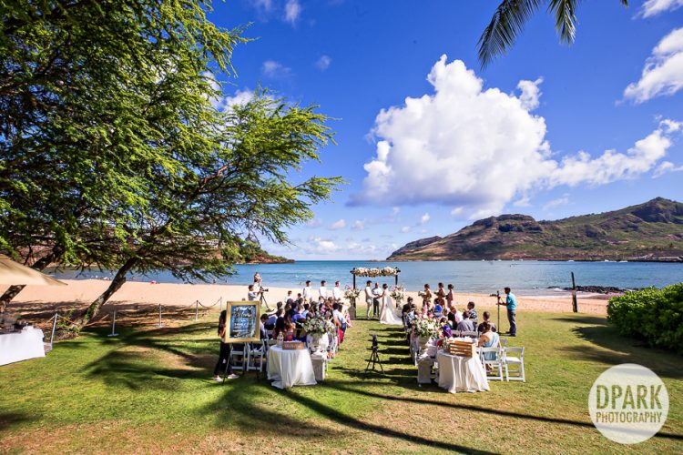 kauai-marriott-puna-court-lawn-wedding-ceremony