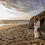 Sneak Peek | Victoria Beach Engagement | Angelica + Fernando