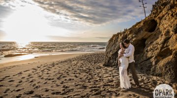 Sneak Peek | Victoria Beach Engagement | Angelica + Fernando