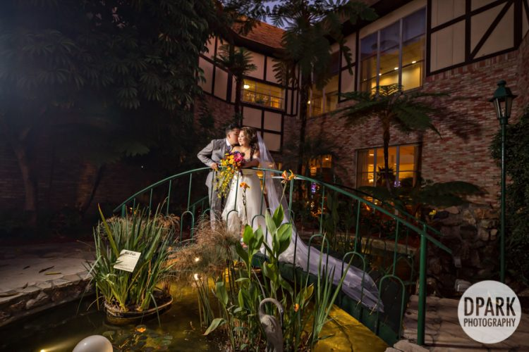 disney pixar up japanese bride groom wedding photographer majestic garden hotel wedding videographer - Majestic Garden Hotel Anaheim