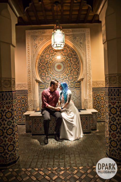 fez-hall-morocco-epcot-romantics-anniversary-photographer