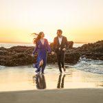 Sneak Peek | Victoria Beach Engagement | Danielle + Raj