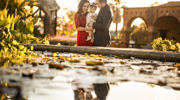 Mission San Juan Capistrano Family Photos