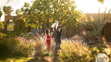 Sneak Peek | Mission San Juan Capistrano Family Photos