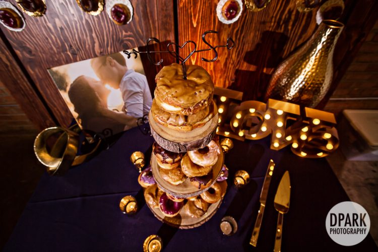 the-brick-sd-wedding-donut-table