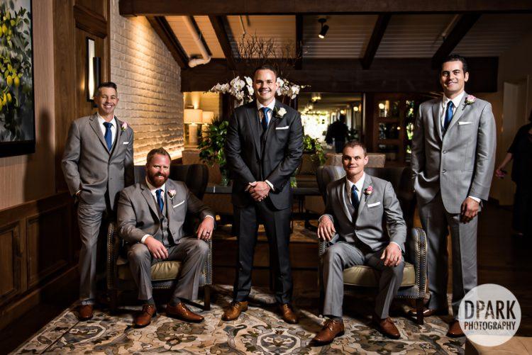 rancho-bernardo-inn-groom-groomsmen-photos