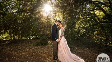 Sneak Peak | Irvine Regional Park Wedding | Angie + Eric