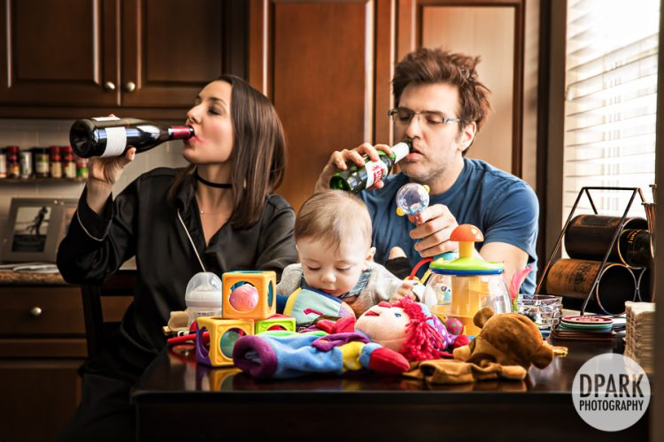 hilarious-disaster-funny-creative-drunk-parents-baby-family-photos