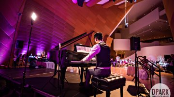 Walt Disney Concert Hall Wedding Piano Performance Film