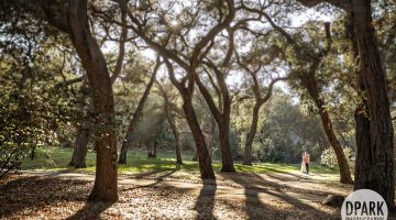 Descanso Gardens Engagement | Jackie + Justin
