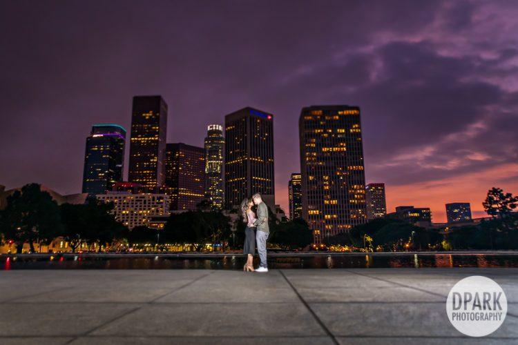 dtla-asian-bride-groom-engagement-photographs