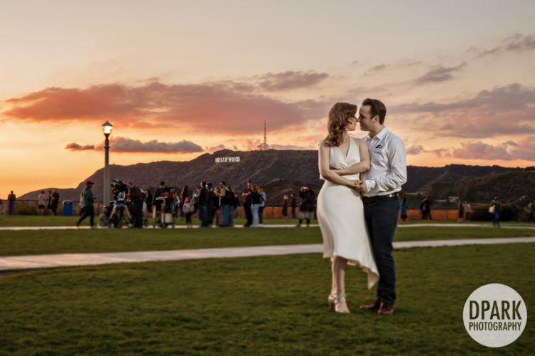 griffith-observatory-engagement-photographs