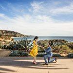 Montage Beach Proposal   Mina + Farzad