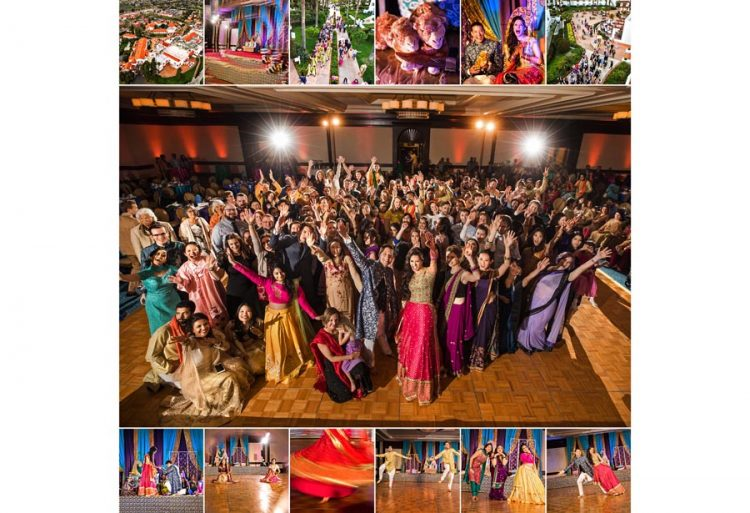 omni-la-costa-resort-spa-indian-sangeet-photographer