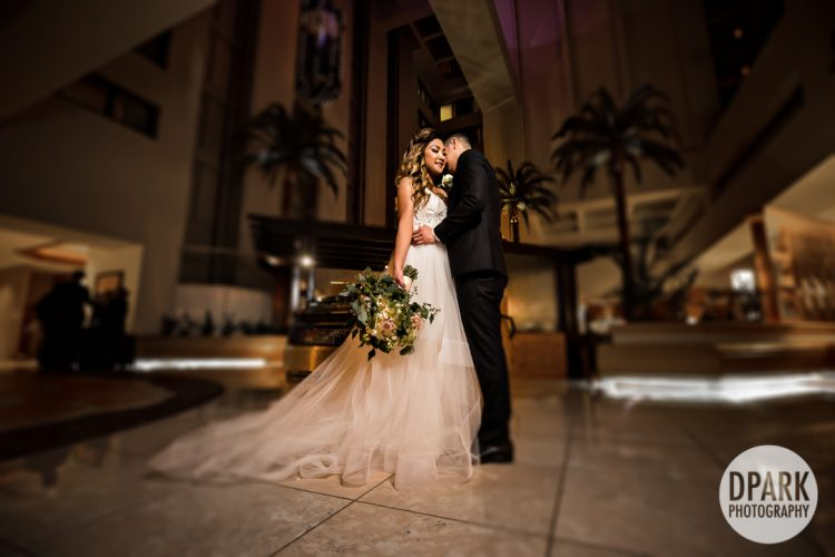 Hilton Costa Mesa Wedding | Angie + Brian