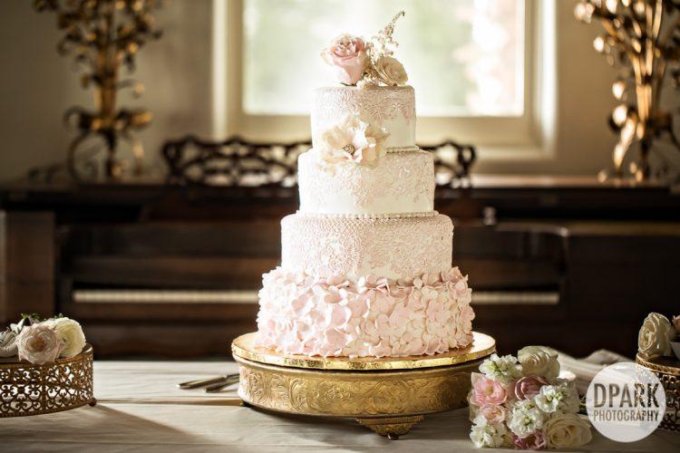 casa-de-romantica-san-clemente-wedding-reception-cake