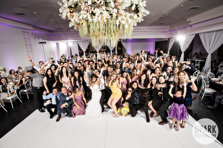 the-venue-huntington-beach-wedding-reception-group-photo