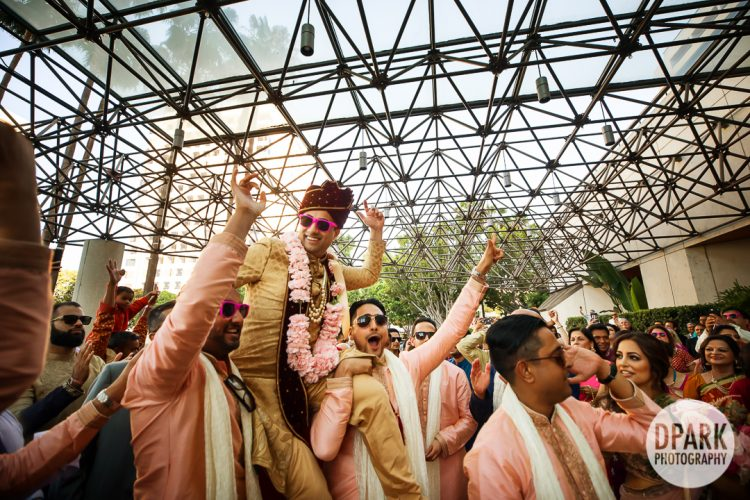 orange-county-indian-wedding-baraat-photographs