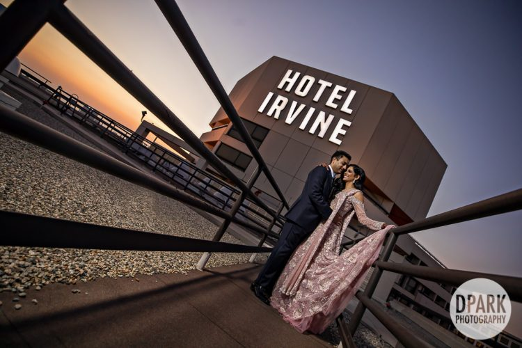 Hotel Irvine Indian Wedding | Mukti + Nick
