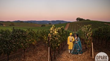 Sneak Peek | Kunde Winery Sangeet | Tiffany + Preet