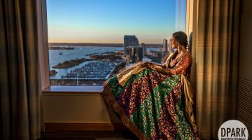 Sneak Peek | Diamond Bar Manglik and Hilton Bayfront Hotel Mendhi | Rena + Puneet