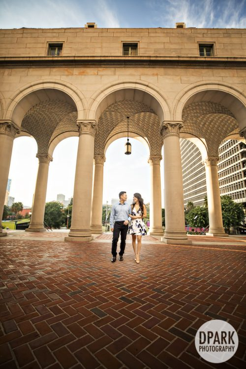 la-city-hall-korean-engagement