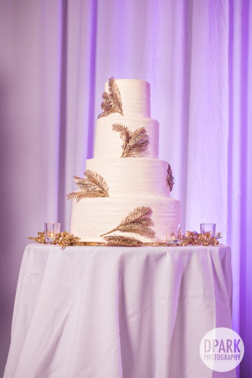 hotel-irvine-luxury-vietnamese-wedding-reception-feather-cake