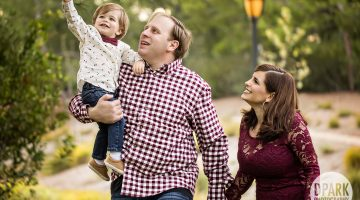 Sneak Peek | Jeffrey Open Space Trail Family Shoot | The Manneh's