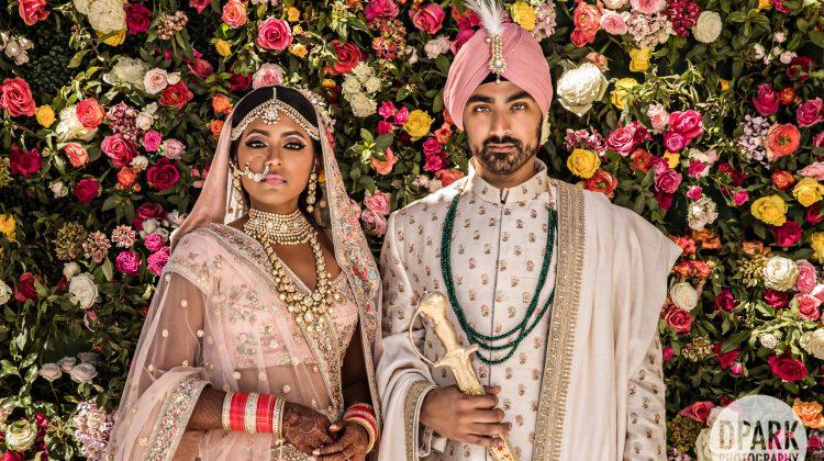 Napa Valley Indian Wedding | Tiffany + Preet