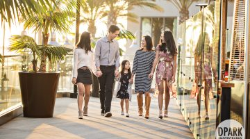 Sneak Peek | Pacific City Family Shoot | The Wongs
