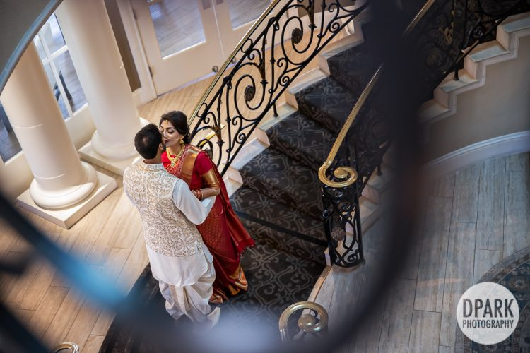silver-creek-valley-country-club-indian-wedding-first-look