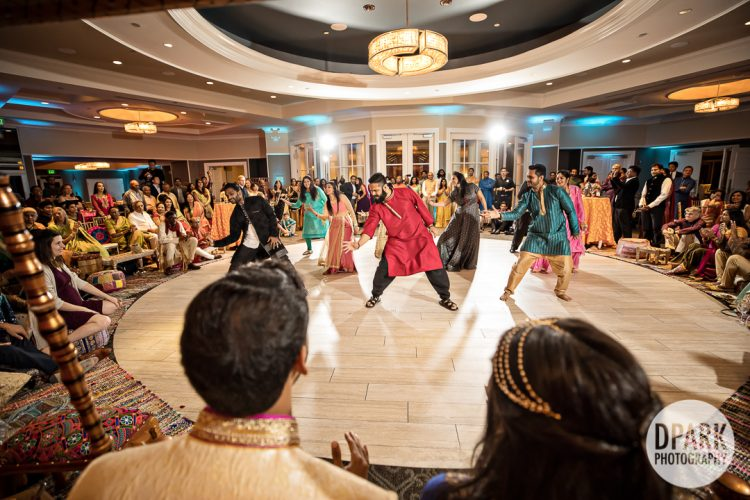 silver-creek-valley-country-club-san-jose-indian-sangeet-performance