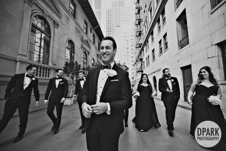 millennium-biltmore-hotel-los-angeles-wedding-groomsmen