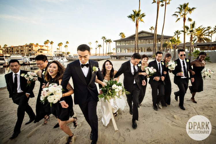 orange-county-korean-wedding-bridal-party