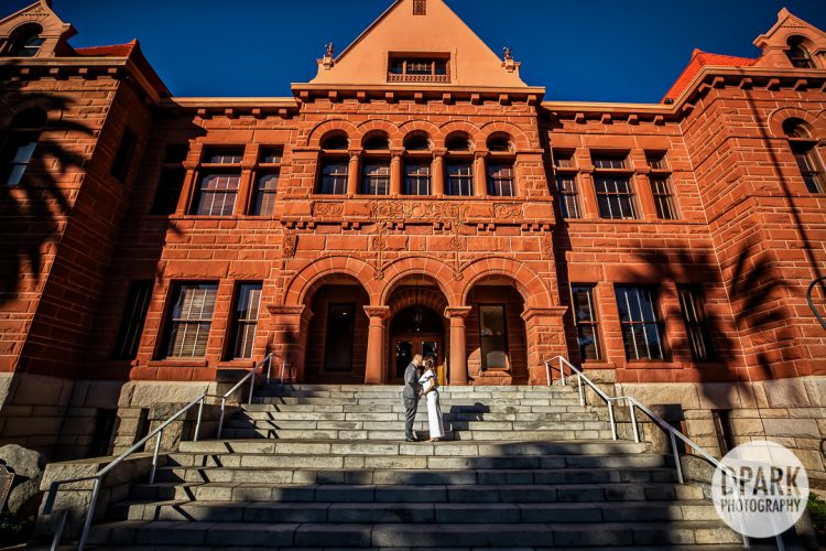 Sneak Peek | Old Orange County Courthouse Wedding | Rose + Simon