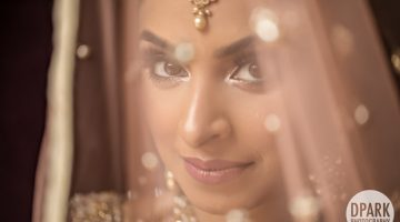 Sneak Peek | Flora Chang/Millwick Wedding Reception | Heena + Bhavin