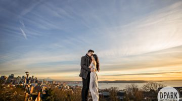 Sneak Peak | Seattle Washington Engagement | Thinh + Sean