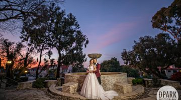 Sneak Peak | Rolling Hills Estates Wedding | Anthea + Chris